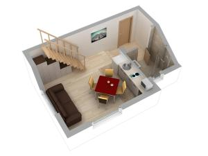 Aparthotel Metropol, Residence  Iaşi - big - 70