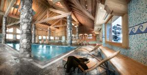 CGH Résidences & Spas Orée Des Cimes - Hotel - Peisey-Vallandry