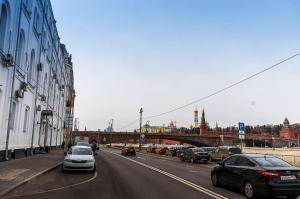 Troyka Hotel Moscow, Szállodák  Moszkva - big - 21