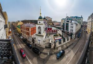 Troyka Hotel Moscow, Szállodák  Moszkva - big - 45