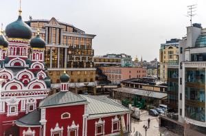 Troyka Hotel Moscow, Szállodák  Moszkva - big - 22