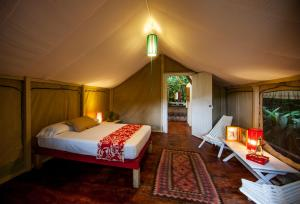 Glamping Rodavento, Lodges  Jalcomulco - big - 21