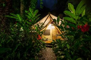 Glamping Rodavento, Lodges  Jalcomulco - big - 20
