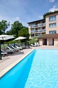 Hôtel du Lac, Hotely  Lacapelle-Viescamp - big - 1