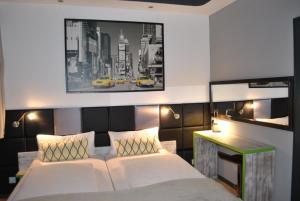 Landmark Eco Hotel, Hotely  Berlín - big - 44