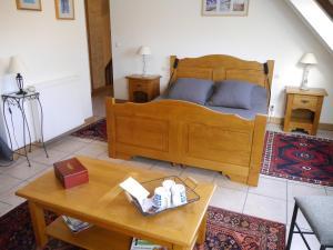 Chambres d Hôtes et Roulottes Le Clos du Quesnay