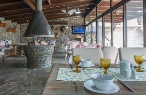 Lotos Mountain Resort, Resort  Konitsa - big - 59