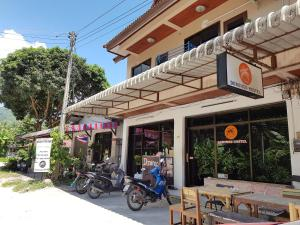 Domingo Hostel Phangan, Хостелы  Баан Тай - big - 6