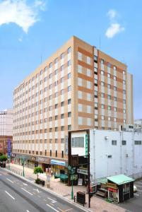 Auberges de jeunesse - Daiwa Roynet Hotel Hachinohe