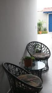 Casa Centro De Ubatuba, Holiday homes  Ubatuba - big - 11