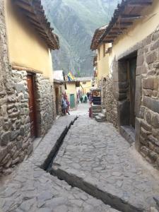 Rumi Sonqo, Penzióny  Ollantaytambo - big - 49