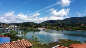 Lake View Hostel, Hostelek  Guatapé - big - 24