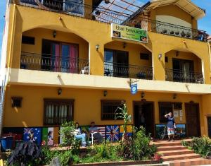 Lake View Hostel, Hostelek  Guatapé - big - 29