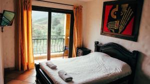 Lake View Hostel, Hostelek  Guatapé - big - 5