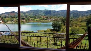 Lake View Hostel, Hostelek  Guatapé - big - 23