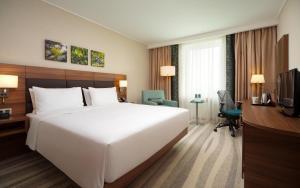 Отель Hilton Garden Inn Moscow Krasnoselskaya
