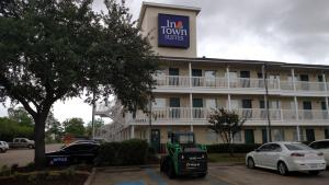 InTown Suites Extended Stay Houston TX-Hobby Airport