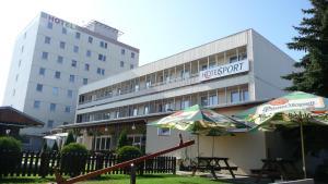 Auberges de jeunesse - Hotel Sport