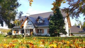 Penzion Dom Malowany Wetlina Polsko