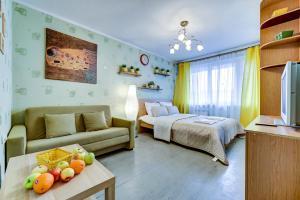 Апартаменты Алмазова, Апартаменты  Санкт-Петербург - big - 1