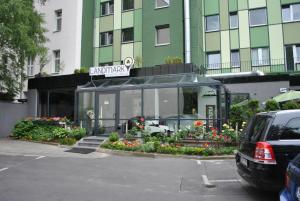 Landmark Eco Hotel, Hotely  Berlín - big - 79