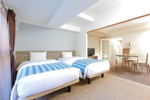 HOTEL MYSTAYS Otemae, Hotels  Osaka - big - 11