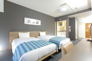 HOTEL MYSTAYS Otemae, Hotels  Osaka - big - 15