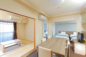 HOTEL MYSTAYS Otemae, Hotels  Osaka - big - 17