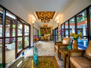 Hetai Boutique House, Отели  Чиангмай - big - 53