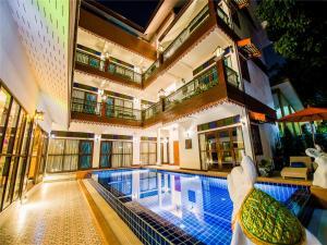 Hetai Boutique House, Отели  Чиангмай - big - 55