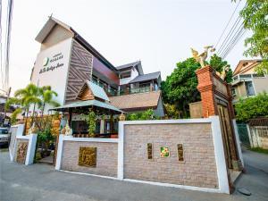 Hetai Boutique House, Отели  Чиангмай - big - 1