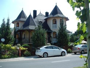 Ilona Kis Kastély Panzió, Guest houses  Keszthely - big - 1