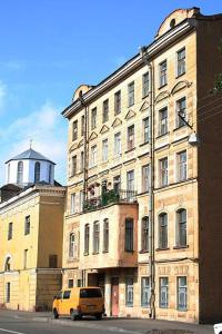 Апартаменты у Млады и Александра, Apartmány  Petrohrad - big - 4