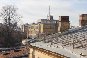 Апартаменты у Млады и Александра, Apartmány  Petrohrad - big - 6