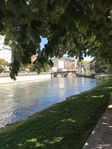 Appart'hôtel Saint Jean, Apartmanhotelek  Lourdes - big - 67
