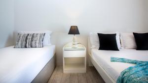 Thomais Studios, Apartmány  Naxos Chora - big - 136