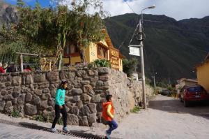 Hostel Andenes, Hostelek  Ollantaytambo - big - 58