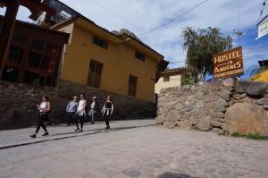 Hostel Andenes, Hostelek  Ollantaytambo - big - 57