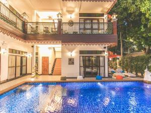 Hetai Boutique House, Отели  Чиангмай - big - 48
