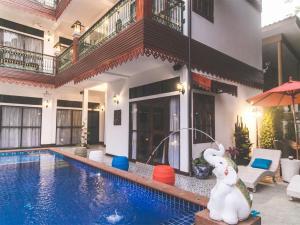 Hetai Boutique House, Отели  Чиангмай - big - 47