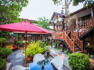 Hetai Boutique House, Отели  Чиангмай - big - 43