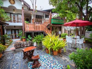 Hetai Boutique House, Отели  Чиангмай - big - 42
