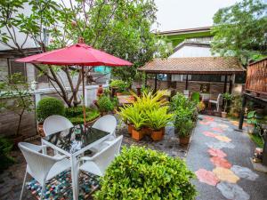 Hetai Boutique House, Отели  Чиангмай - big - 40