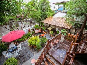 Hetai Boutique House, Отели  Чиангмай - big - 39