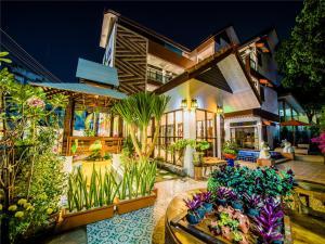 Hetai Boutique House, Отели  Чиангмай - big - 49