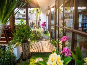 Hetai Boutique House, Отели  Чиангмай - big - 50