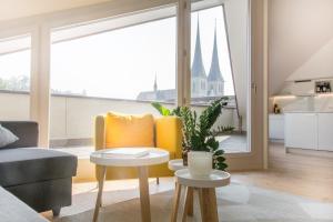 Top City Center Apartments location next to Lion Monument, 6005 Luzern