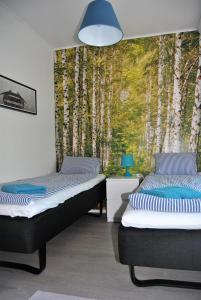 Kirjais Kursgård, Holiday homes  Nauvo - big - 1