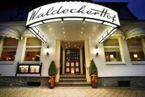 Hotel Wellness-Hotel Waldecker Hof Willingen Německo