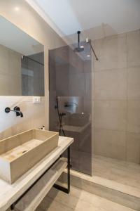 Thomais Studios, Appartamenti  Naxos Chora - big - 117
